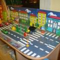 Игра для закрепления правил дорожного движения «Безопасный город»