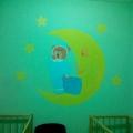 Роспись стен в детсаду