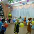 Фотоотчёт о Новогоднем празднике