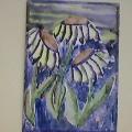 Рисуем семенами клена (со средней группы)