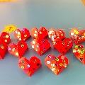 Сердце-оригами