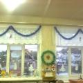 Украшение группы детского сада к новому году!