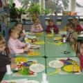 Золотая осень. Творческая деятельность детей. Поделки из бумаги.