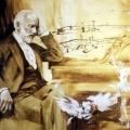 Знакомство с композиторами. Петр Ильич Чайковский. Занятие с детьми средней и старшей группы
