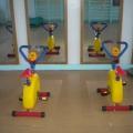 Оборудование тренажёрного зала в детском саду