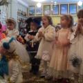 Сценарий новогоднего праздника для первой младшей группы