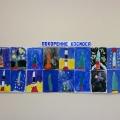 Выставка детских работ, посвящённая Дню космонавтики