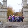 Экскурсия с детьми по городу Новоузенску.
