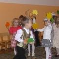Праздник Осени в первой средней группе