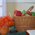 Осенний утренник «В гостях у белочки»
