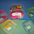 Развивающие игры по сенсорному воспитанию для детей 2–3 лет.
