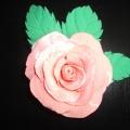 Цветы из полимерной глины. Мое творчество.