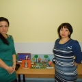 Мастер-класс «Валентинка», на муниципальном конкурсе «Русь талантами богата!»