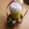Пасхальный сувенир «Праздничное настроение»