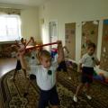 «Олимпиада в Сочи— это здорово!» Участие в соревнованиях «Кто сильнее, быстрее, выносливее»
