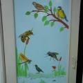 Мир птиц, насекомых и рыб