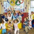 Конспект непосредственно-образовательной деятельности для детей 4–5 лет с использованием ИКТ «Навстречу Олимпиаде!»