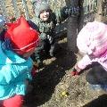 Рисование в детском саду. Мать-и-мачеха