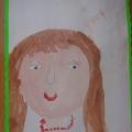 Детские рисунки, посвященные празднику 8 Марта.