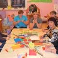 Мастер-класс для родителей «Волшебство бумажных завитков»