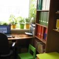 «Маленький, но уютный кабинет педагога-психолога».