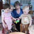 Презентация «Игра— путь к познанию предметного мира»