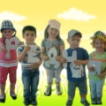 Оформление группы с помощью фотографий