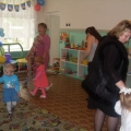 День матери в 1-й младшей группе