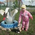 Оформление летних детских площадок.