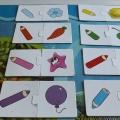 Дидактическая игра для детей 3–4 лет «Какого цвета?»