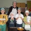 Познавательно практическая деятельность «Печенье для любимой мамы»