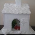 Поделка «Снежный дом»