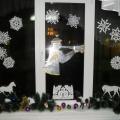 Новогоднее окно!