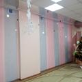 Оформление музыкального зала к новому году «Новогодняя сказка»