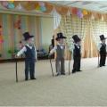 8 Марта в нашем детском саду