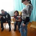 Нетрадиционные формы работы с родителями: Имитационная игра с родителями второй младшей-средней группы.
