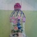 «Колокольчик»— поделка из пластиковой бутылки