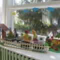 Огород на окне по сказке «Колобок» (1 младшая группа)