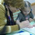 Журавлиное гнездышко. Работа с родителями. Творческий клуб «Рукоделинка». Символ семейного очага из детских ладошек.
