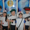 Спортивный праздник к Дню Победы «По следам военной карты»