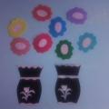 Дидактическая игра по развитию цветовосприятия «Составь букет»
