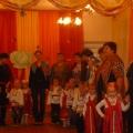 Совместное развлечение для детей и родителей «Капустная вечерка»