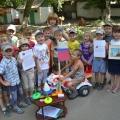 Праздник Государственного флага в нашем детском саду