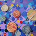 Наглядное пособие «Солнечная система», фотографии с занятия