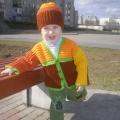 Моё хобби— вязание!