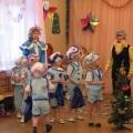 Праздник «Прощание с ёлочкой» в детском саду