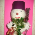 «Счастливый снеговичок»
