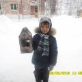 Поможем птичкам в зимний период времени.