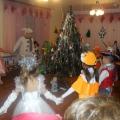 «Здравствуй, здравствуй Новый год!» Праздник для детей подготовительной группы
