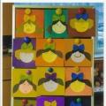 Знакомство младших дошкольников с искусством (портретом)